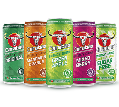 CANNED CARABAO (CARBONATED)