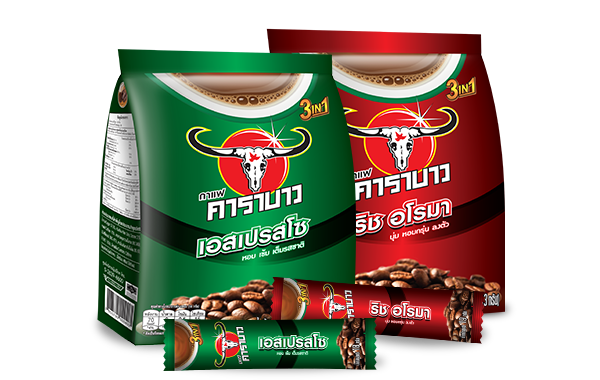 CARABAO INSTANT POWER 3-IN-1 COFFE
